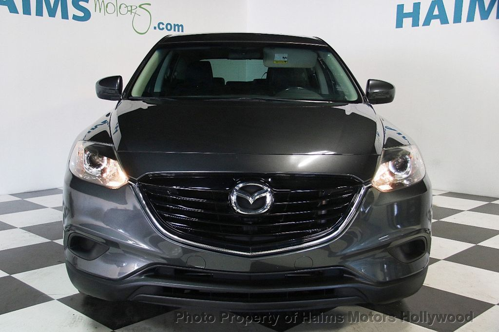 2014 Used Mazda CX-9 FWD 4dr Touring at Haims Motors Serving Fort Lauderdale, Hollywood, Miami