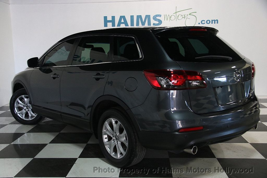2014 Used Mazda CX-9 FWD 4dr Touring at Haims Motors Hollywood Serving Fort Lauderdale