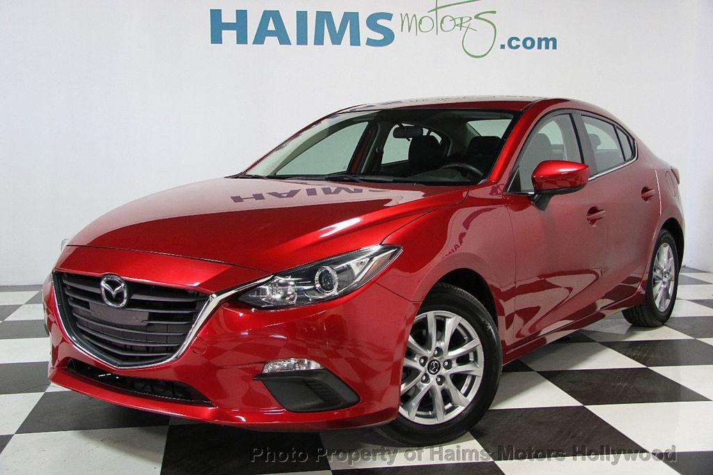 2014 Used Mazda Mazda3 4dr Sedan Automatic i Touring at Haims Motors ...