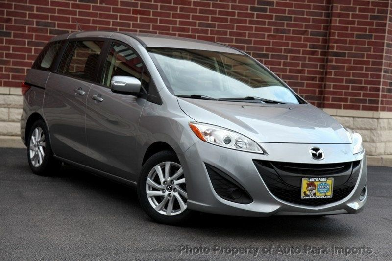 2014 Mazda Mazda5 4dr Wagon Automatic Sport - Click to see full-size photo viewer