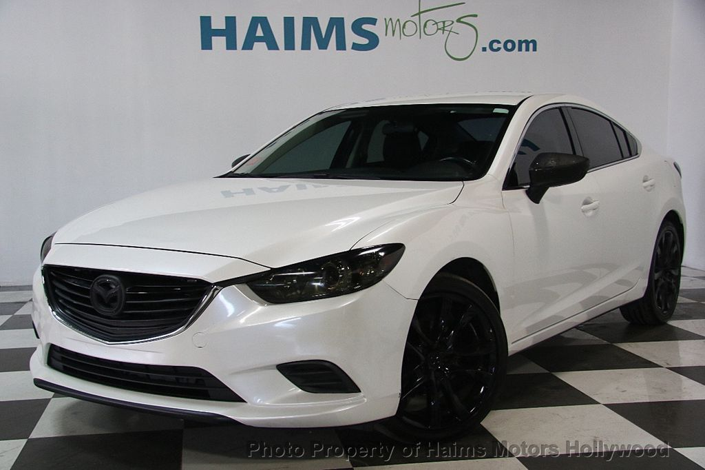 2014 Used Mazda Mazda6 4dr Sedan Automatic I Touring At Haims Motors Rhhaimsmotors: Mazda 6 Radio Stopped Working At Gmaili.net