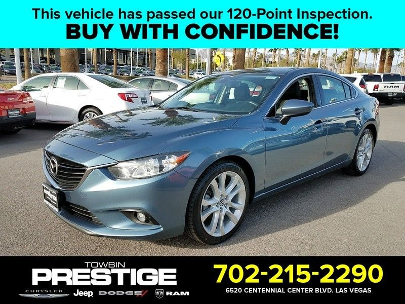 2014 Mazda Mazda6 4dr Sedan Automatic I Touring   17058357   0