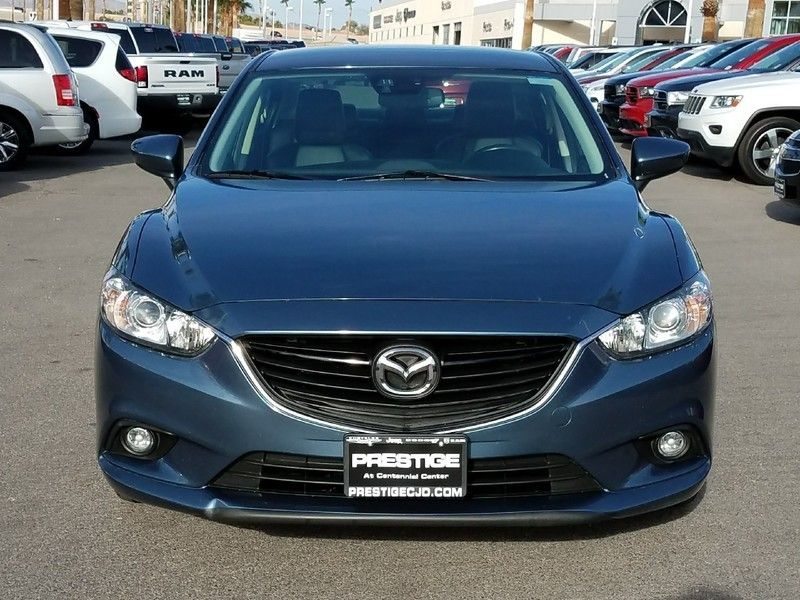2014 Mazda Mazda6 4dr Sedan Automatic i Touring - 17058357 - 1