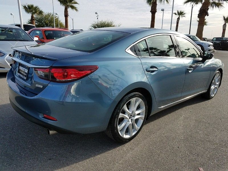 2014 Mazda Mazda6 4dr Sedan Automatic i Touring - 17058357 - 4