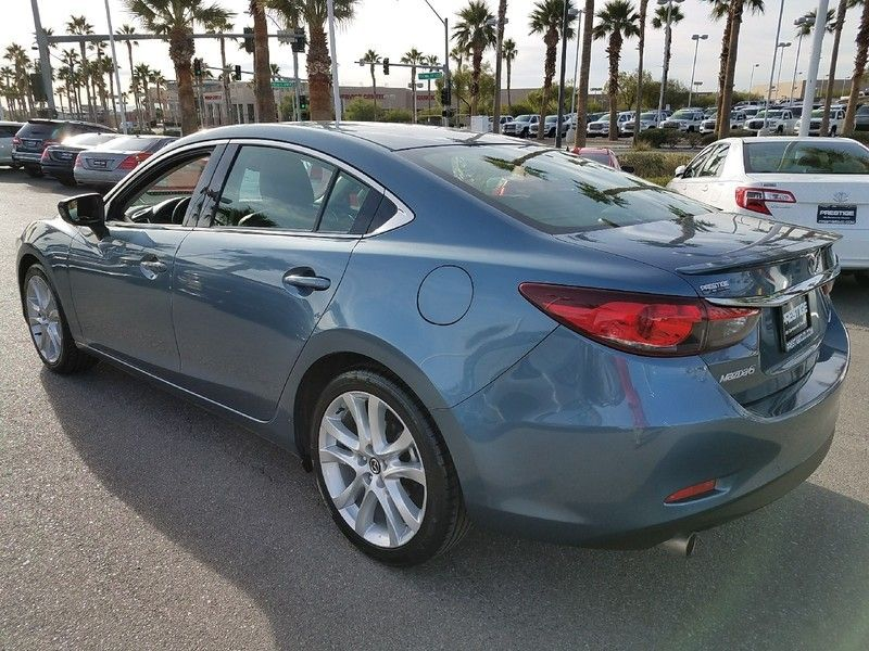 2014 Mazda Mazda6 4dr Sedan Automatic i Touring - 17058357 - 6
