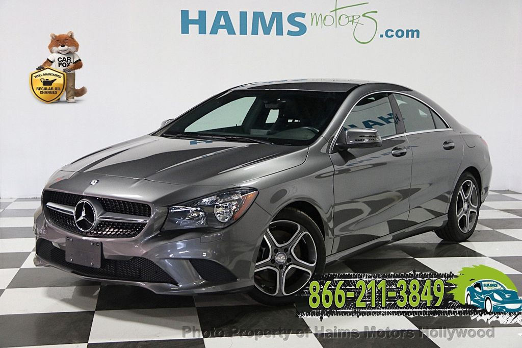 2014 Used Mercedes Benz Cla At Haims Motors Serving Fort