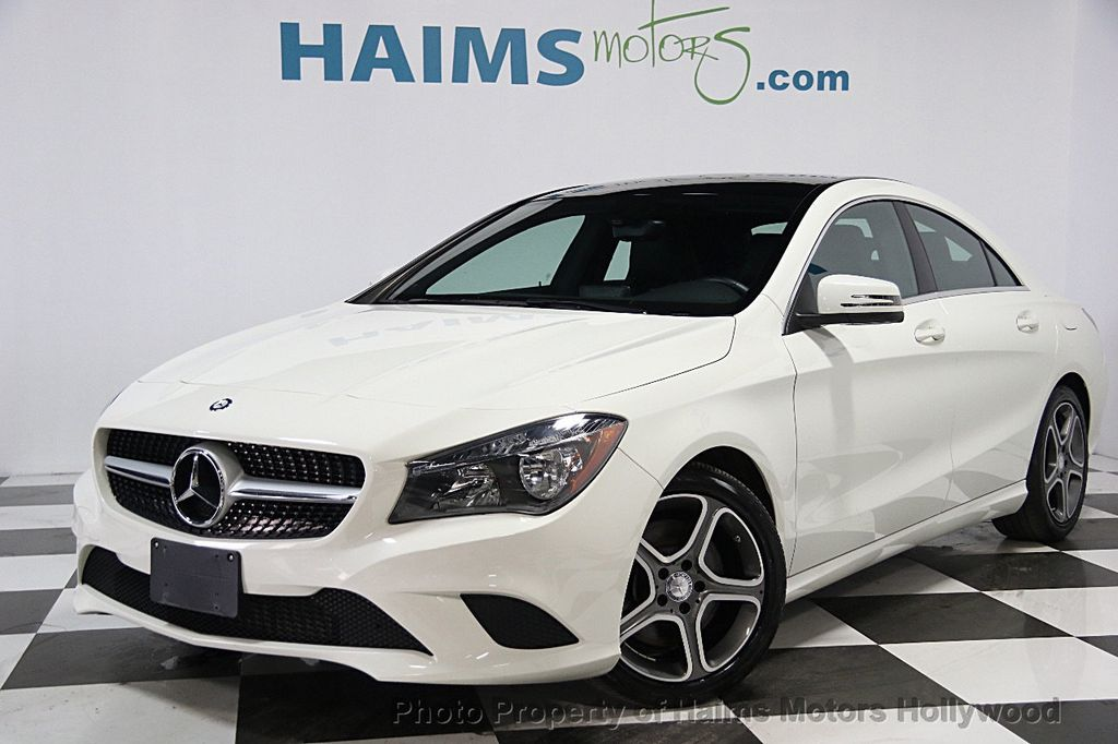 2014 used mercedes benz cla 4dr coupe cla250 at haims for Mercedes benz hollywood
