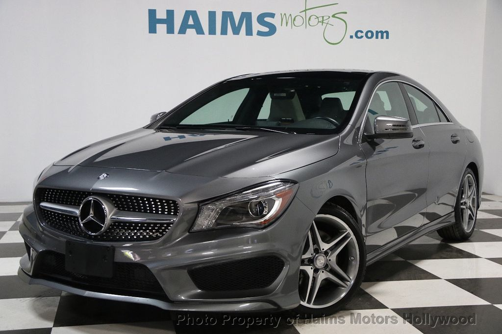2014 used mercedes benz cla 4dr coupe cla250 at haims for Used mercedes benz cla250