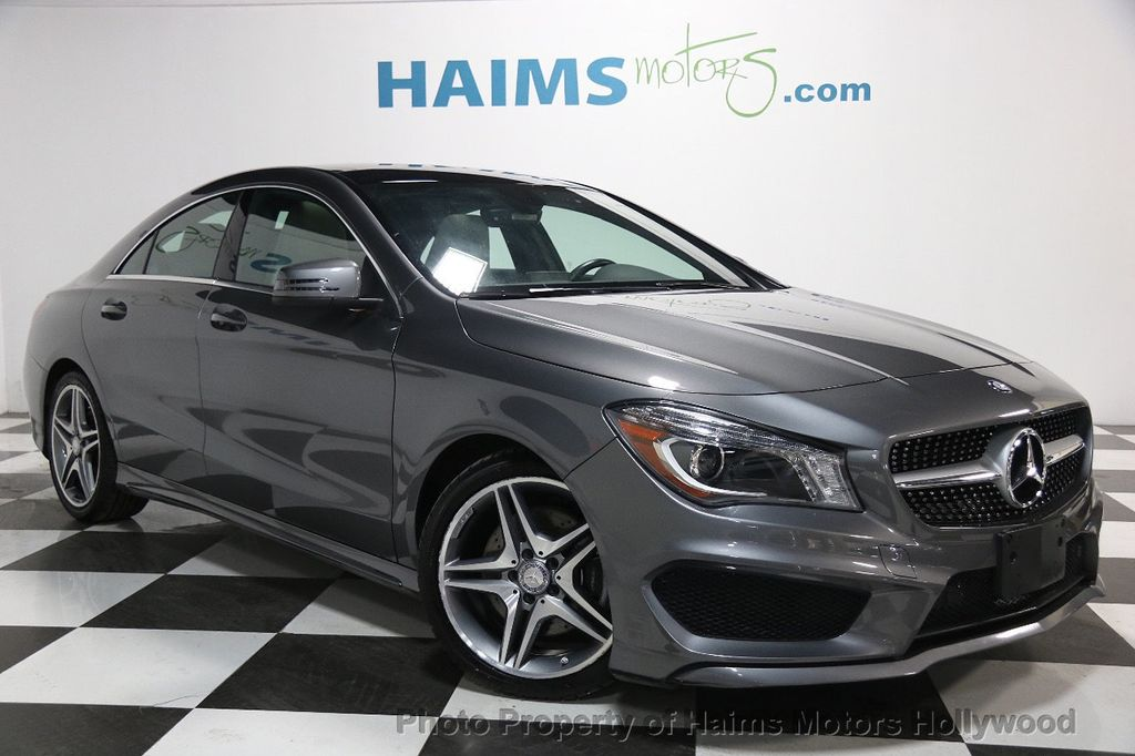 2014 Mercedes-Benz CLA 4dr Coupe CLA250 - 16172940 - 2