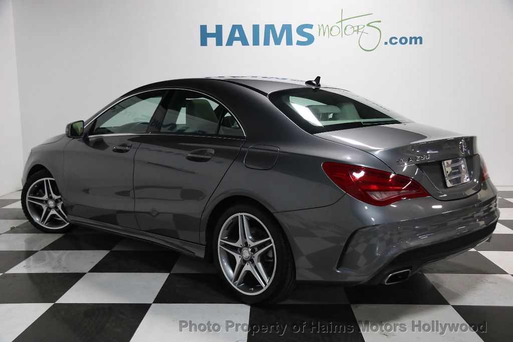2014 Mercedes-Benz CLA 4dr Coupe CLA250 - 16172940 - 3