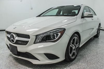 2014 Mercedes-Benz CLA 4dr Coupe CLA250 4MATIC