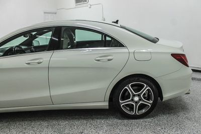 2014 Mercedes-Benz CLA 4dr Coupe CLA250 4MATIC - Click to see full-size photo viewer