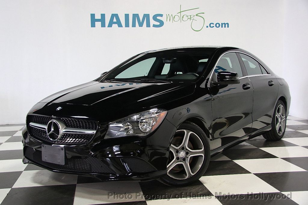 2014 Mercedes-Benz CLA 4dr Sedan CLA 250 4MATIC - 16577399 - 0