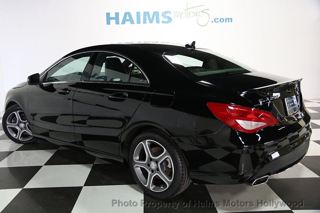2014 Mercedes-Benz CLA 4dr Sedan CLA 250 4MATIC - 16577399 - 3