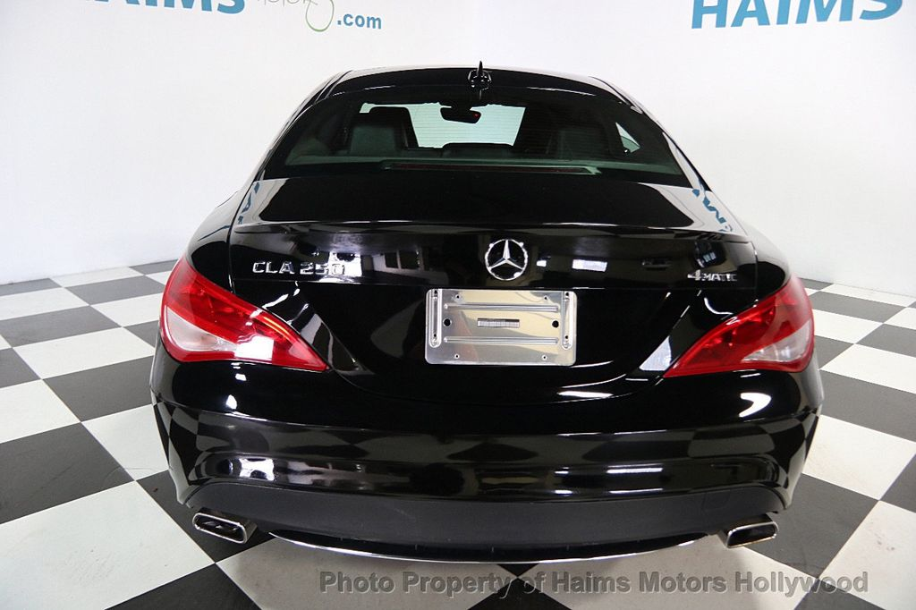 2014 Mercedes-Benz CLA 4dr Sedan CLA 250 4MATIC - 16577399 - 4