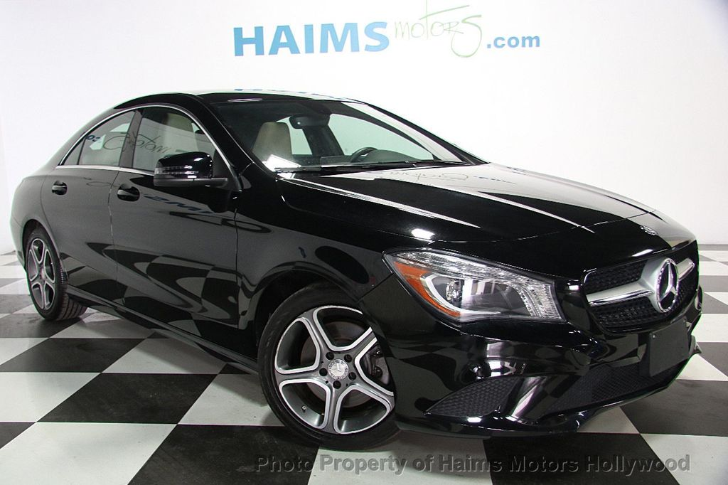 2014 Mercedes-Benz CLA 4dr Sedan CLA 250 4MATIC - 16696733 - 2