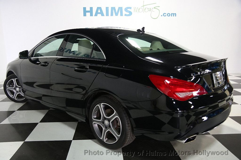 2014 Mercedes-Benz CLA 4dr Sedan CLA 250 4MATIC - 16696733 - 3