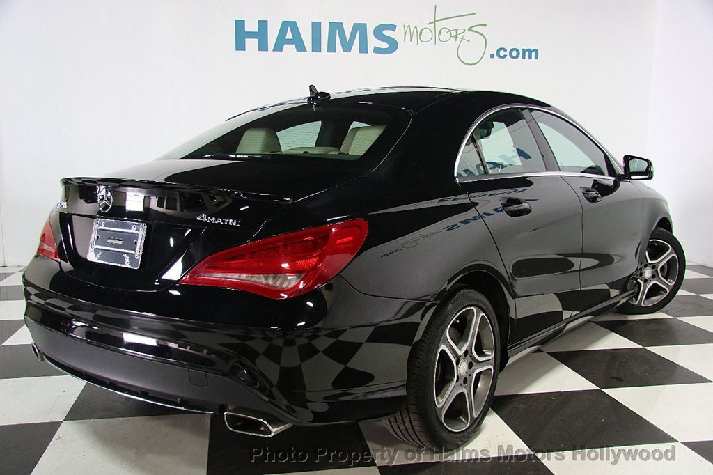 2014 Mercedes-Benz CLA 4dr Sedan CLA 250 4MATIC - 16696733 - 5