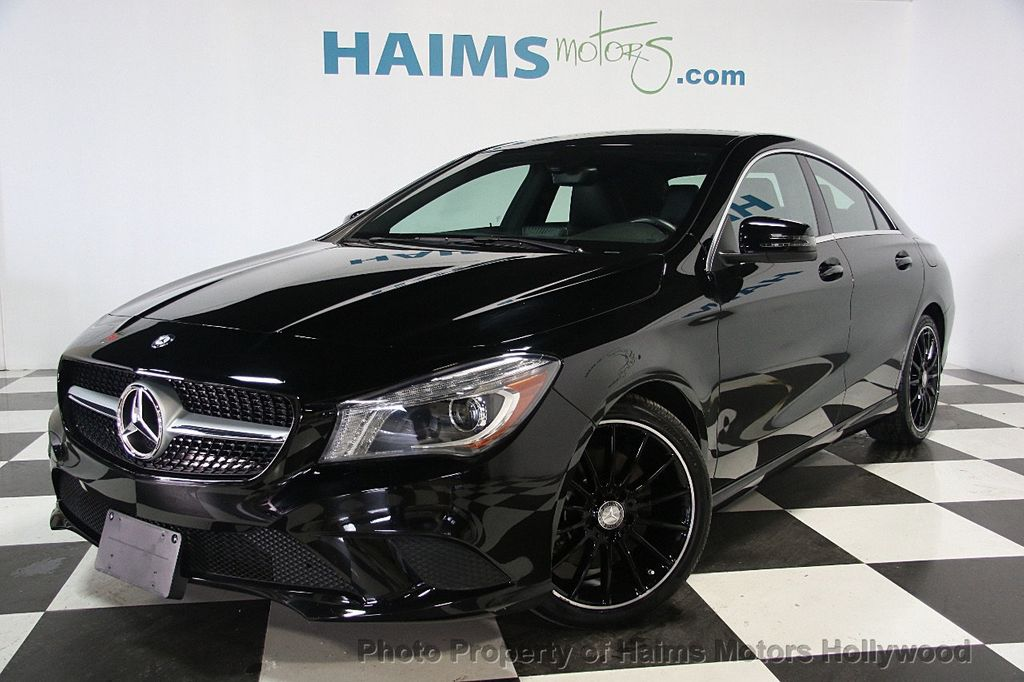 2014 used mercedes benz cla 4dr sedan cla 250 4matic at haims motors serving fort lauderdale. Black Bedroom Furniture Sets. Home Design Ideas