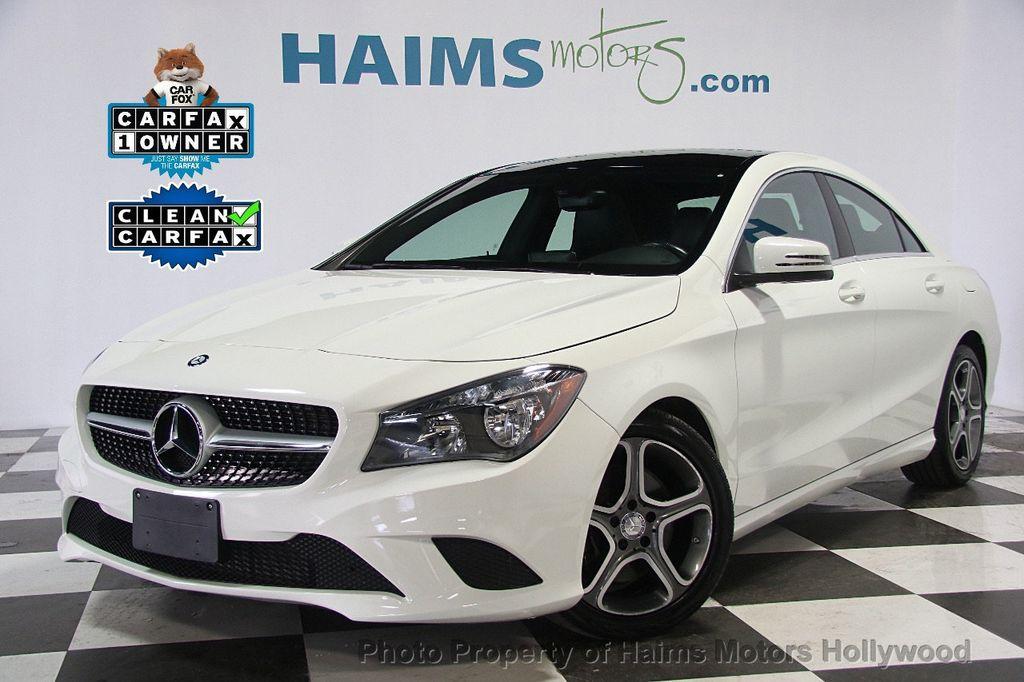 2014 Used Mercedes Benz CLA 4dr Sedan CLA 250 4MATIC at Haims Motors
