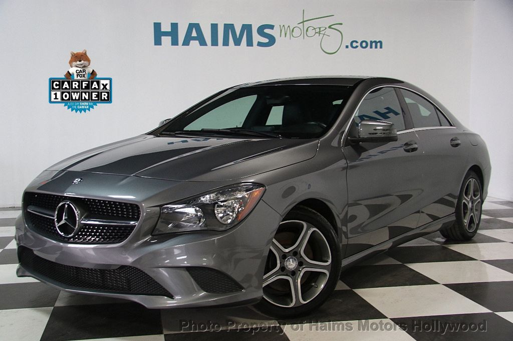 2014 Mercedes-Benz CLA 4dr Sedan CLA 250 4MATIC - 17249758 - 0