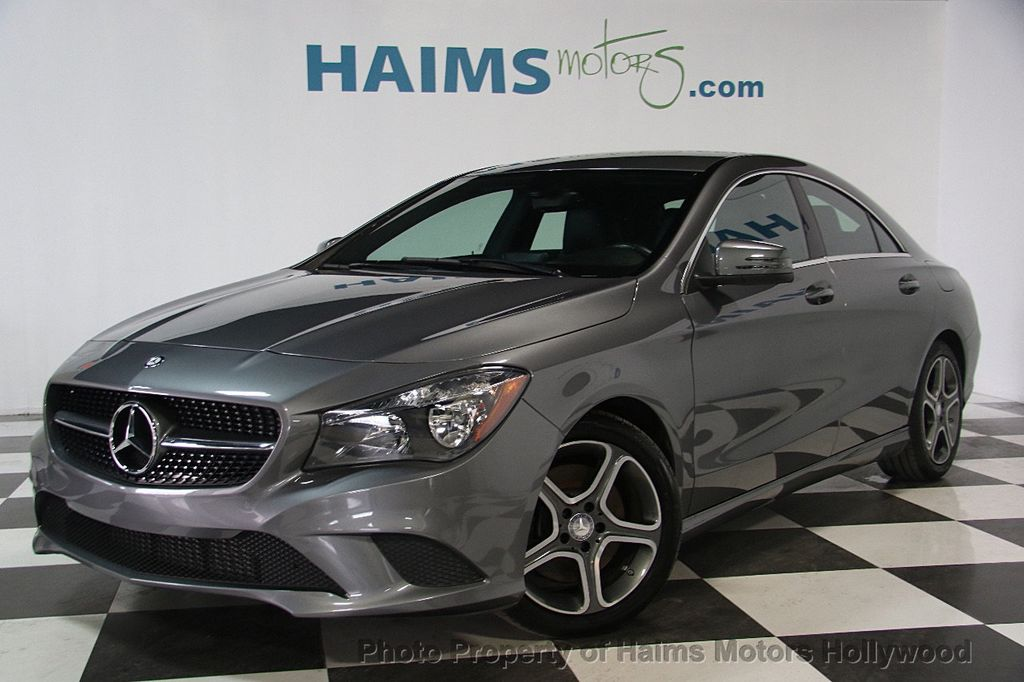 Mercedes Benz Dealership >> 2014 Used Mercedes-Benz CLA 4dr Sedan CLA 250 4MATIC at Haims Motors Serving Fort Lauderdale ...