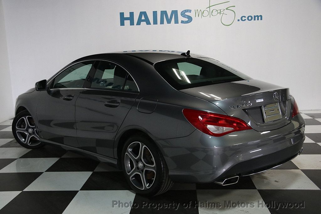 2014 Mercedes-Benz CLA 4dr Sedan CLA 250 4MATIC - 17249758 - 4