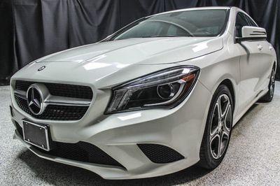 2014 Mercedes-Benz CLA 4dr Sedan CLA 250 4MATIC