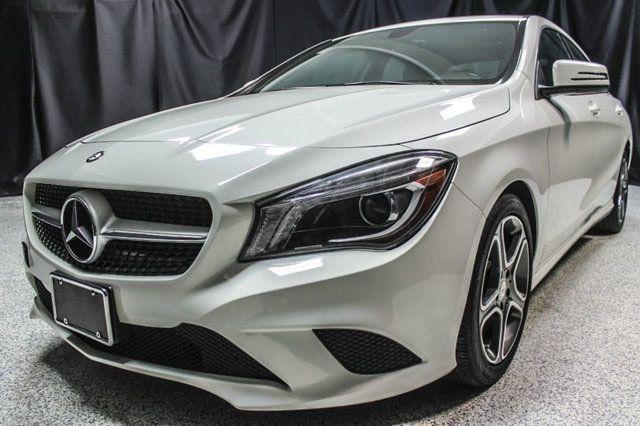 1e910f63c3e4 2014 Used Mercedes-Benz CLA 4dr Sedan CLA 250 4MATIC at Dip s ...