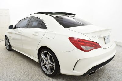2014 Mercedes-Benz CLA 4dr Sedan CLA 250 4MATIC - Click to see full-size photo viewer