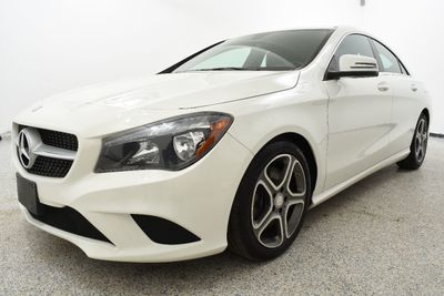 2014 Mercedes-Benz CLA 4dr Sedan CLA 250 4MATIC