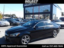 2014 Mercedes-Benz CLA - WDDSJ4GB8EN072472