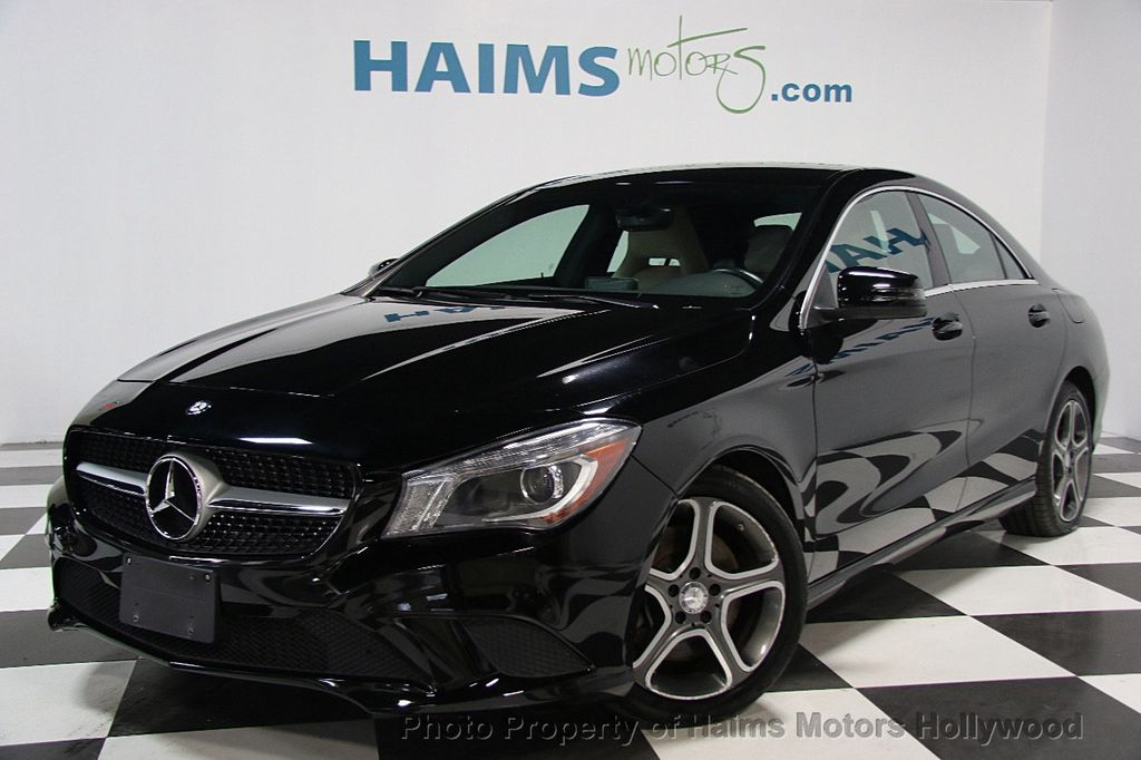 2014 Mercedes-Benz CLA 4dr Sedan CLA 250 FWD - 16378385 - 0