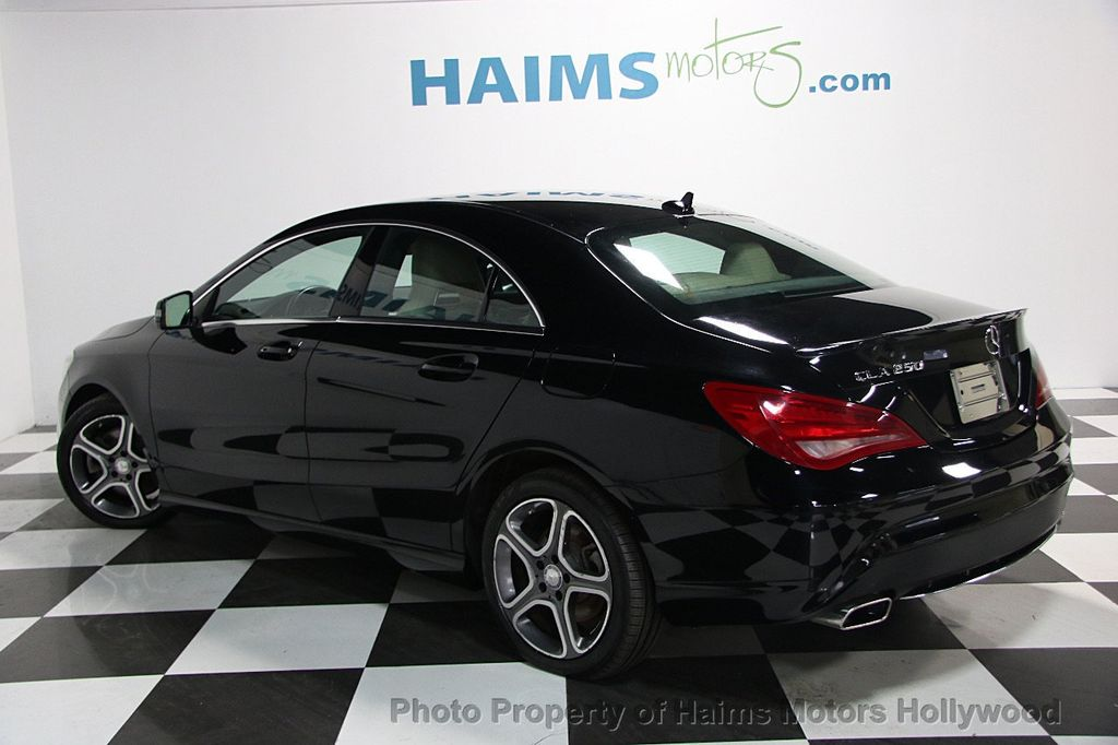 2014 Mercedes-Benz CLA 4dr Sedan CLA 250 FWD - 16378385 - 3