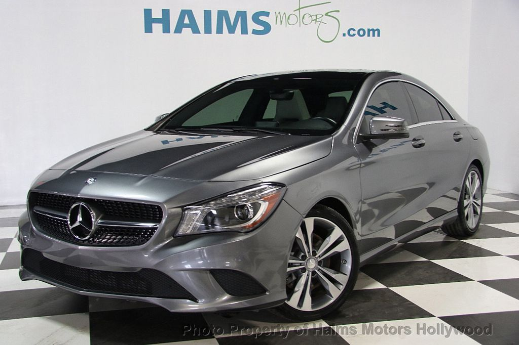 2014 used mercedes benz cla 4dr sedan cla 250 fwd at haims