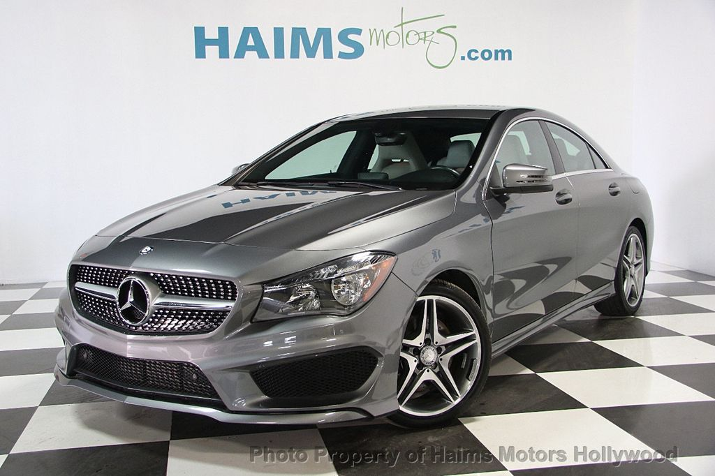 2014 used mercedes benz cla 4dr sedan cla 250 fwd at haims for Ft lauderdale mercedes benz