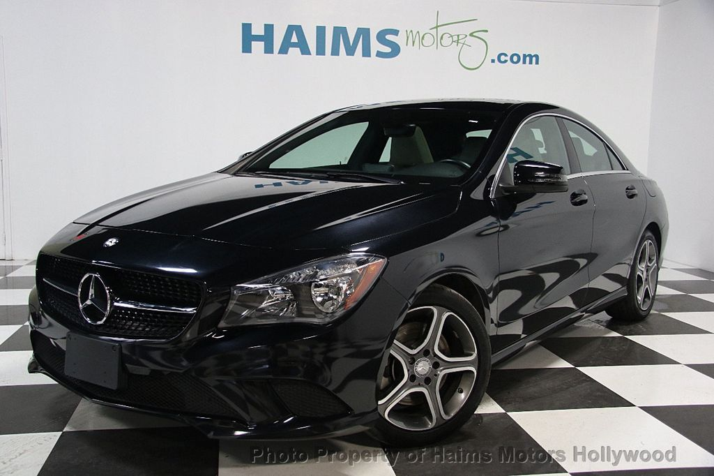 2014 Mercedes-Benz CLA 4dr Sedan CLA 250 FWD - 16485995 - 0