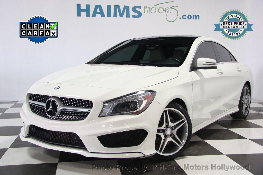 2014 Mercedes-Benz CLA 4dr Sedan CLA 250 FWD - 18268167 - 0
