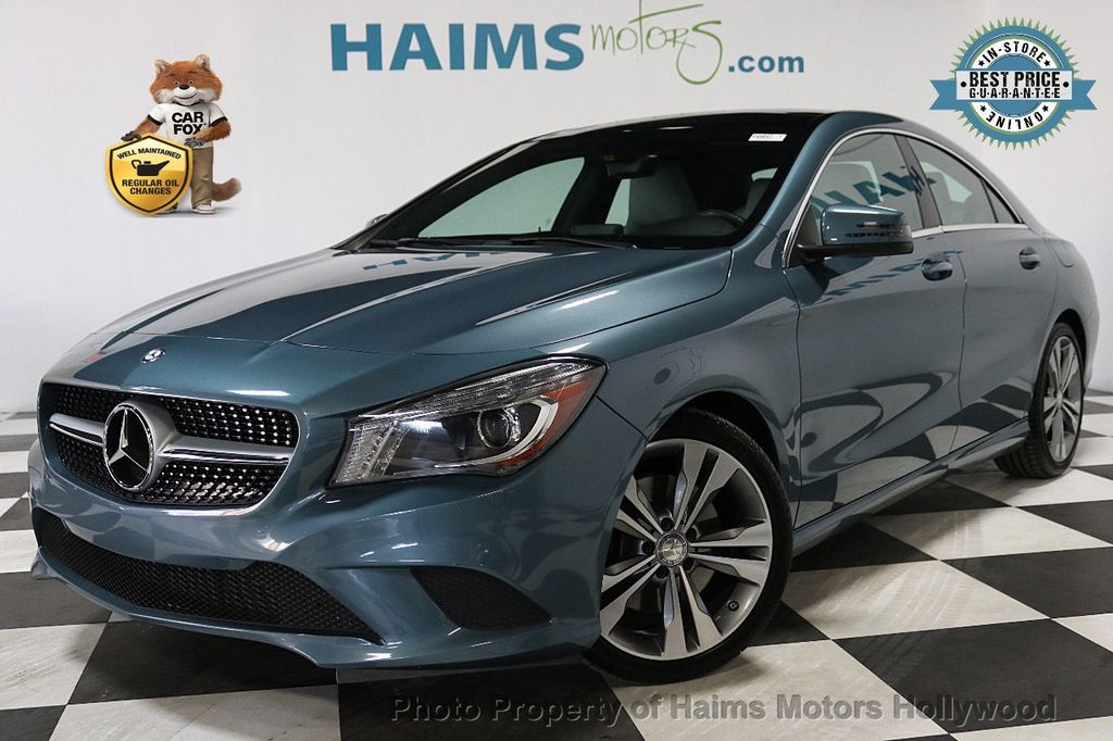 2014 Mercedes-Benz CLA 4dr Sedan CLA 250 FWD - 18283248 - 0