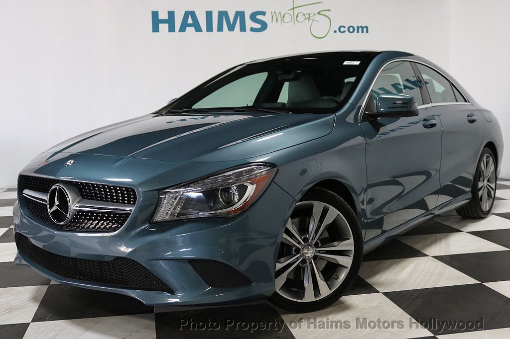 2014 Mercedes-Benz CLA 4dr Sedan CLA 250 FWD - 18283248 - 1