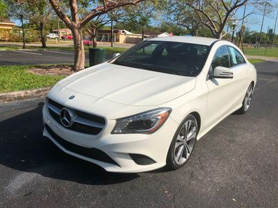 2014 Mercedes-Benz CLA 4dr Sedan CLA 250 FWD
