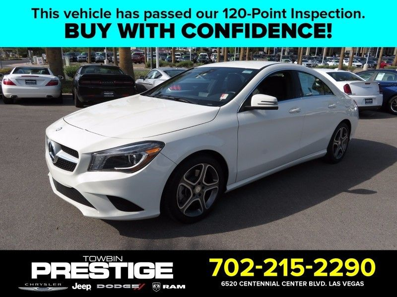 2014 Mercedes-Benz CLA 4dr Sedan CLA 250 FWD - 16790497 - 0