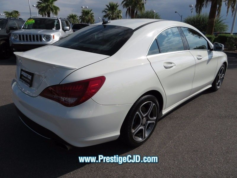 2014 Mercedes-Benz CLA 4dr Sedan CLA 250 FWD - 16790497 - 4