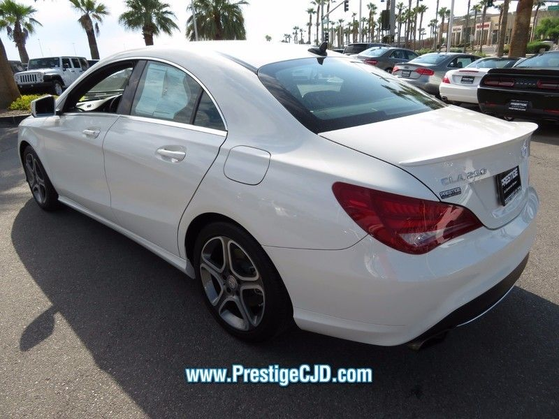 2014 Mercedes-Benz CLA 4dr Sedan CLA 250 FWD - 16790497 - 6