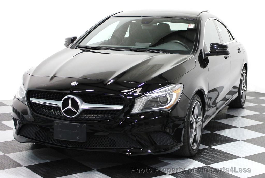 2014 used mercedes benz cla certified 2014 cla250 sedan for Mercedes benz cla250 used