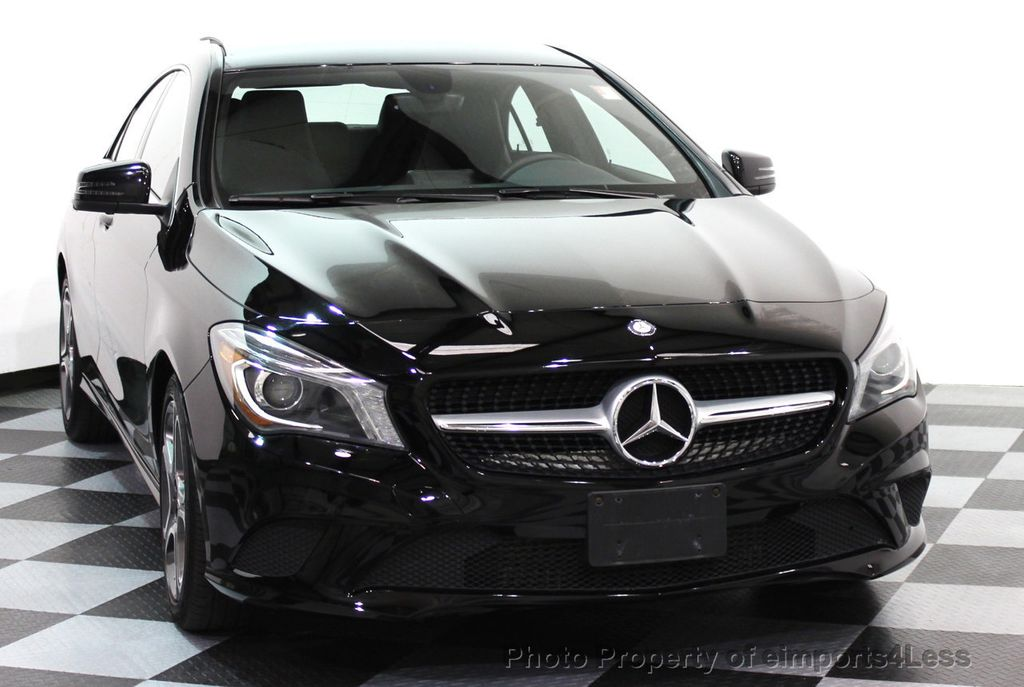 2014 used mercedes benz cla certified 2014 cla250 sedan for Mercedes benz cla coupe 2014