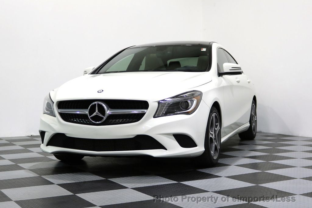 2014 Mercedes-Benz CLA CERTIFIED CLA250 4Matic AWD PANO XENONS NAVIGATION - 17275676 - 13