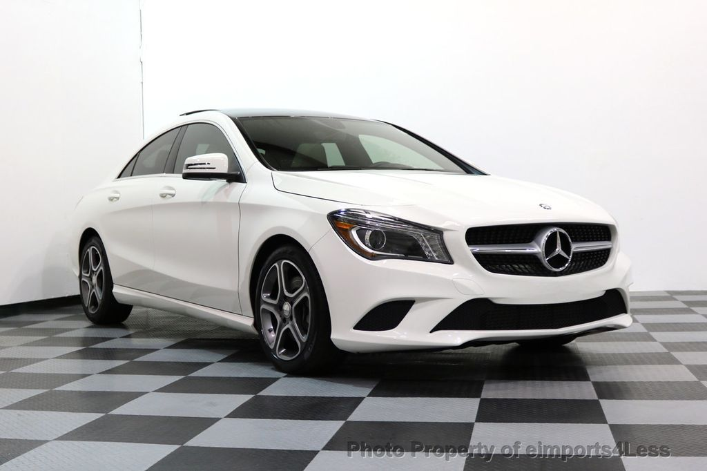 2014 Mercedes-Benz CLA CERTIFIED CLA250 4Matic AWD PANO XENONS NAVIGATION - 17275676 - 14