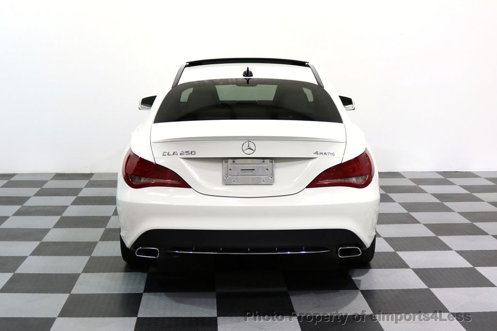 2014 Mercedes-Benz CLA CERTIFIED CLA250 4Matic AWD PANO XENONS NAVIGATION - 17275676 - 16