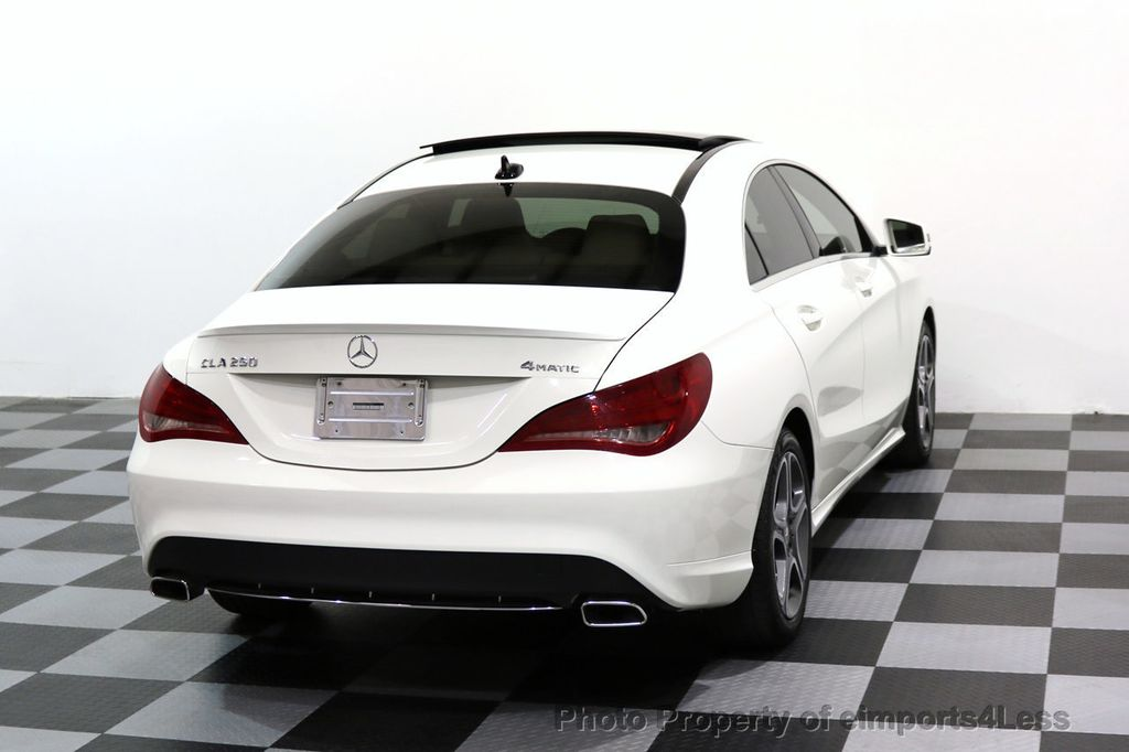 2014 Mercedes-Benz CLA CERTIFIED CLA250 4Matic AWD PANO XENONS NAVIGATION - 17275676 - 17